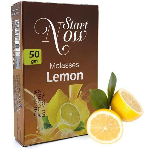 Табак Start Now Lemon (Лимон) 50гр  -  Aladin.kiev.ua купить