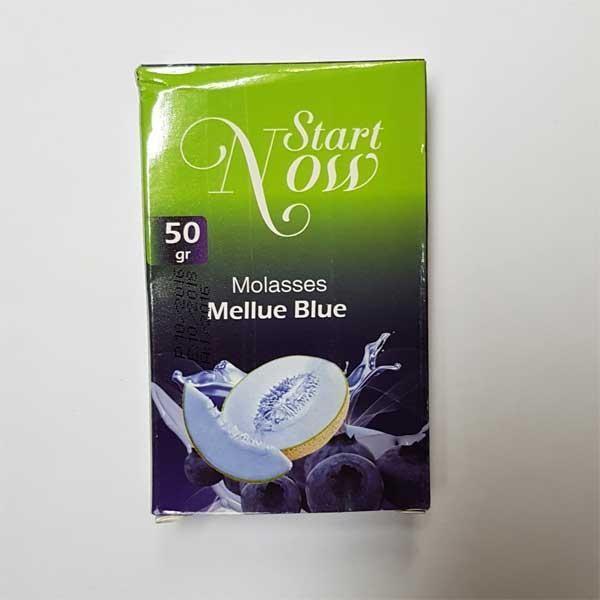 Табак Start Now Mellue Blue (Голубая Дыня с Черникой) 50гр