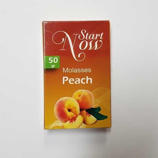 Табак Start Now Peach (Персик) 50гр