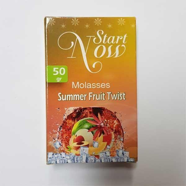 Табак Start Now Summer Fruit Twist (Саммер Фрут Твист) 50гр