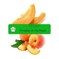 Табак Tangiers Birquq Foreplay On The Peach 103 (Персиковые Ласки) 100 гр