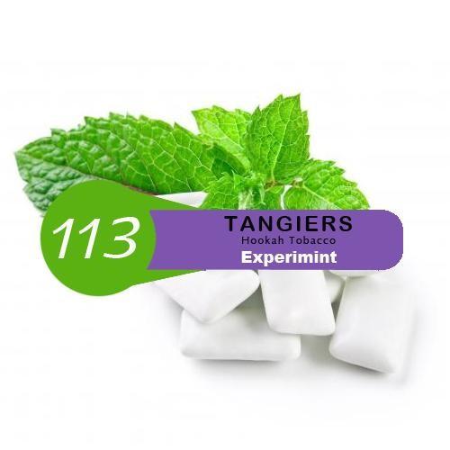 Табак Tangiers F-Line Experimint 113 (Мятная Жвачка) 250гр