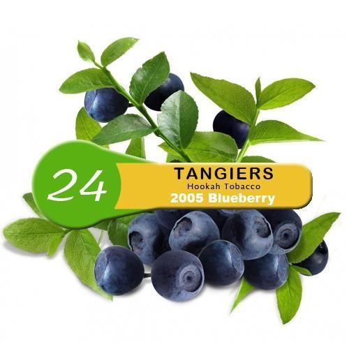 Табак Tangiers Noir 2005 Blueberry 24 (Черника) 100 гр