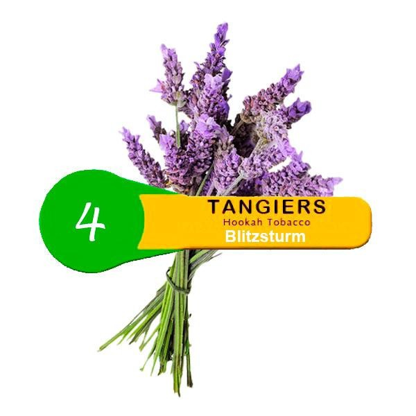 Табак Tangiers Noir Blitzsturm 4 (Гроза) 250 гр