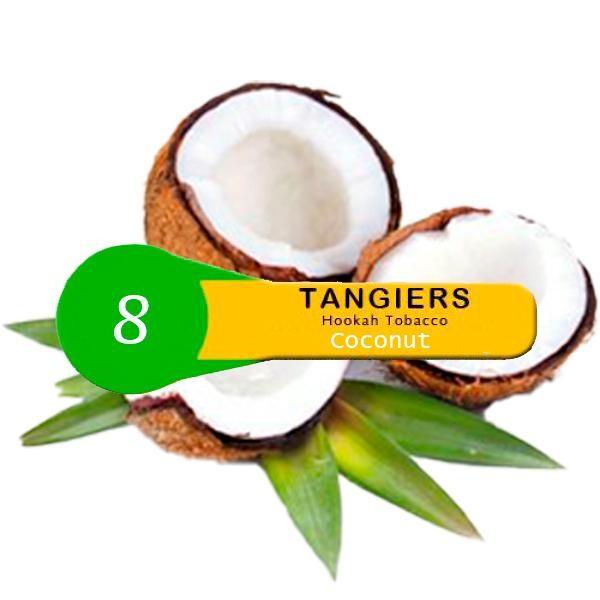 Табак Tangiers Noir Coconut 8 (Кокос) 100гр