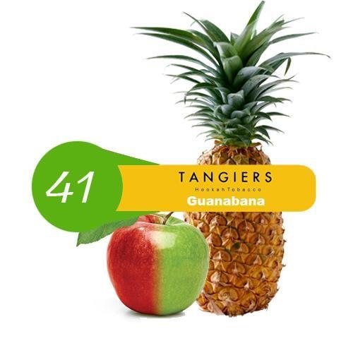Табак Tangiers Noir Guanabana 41 (Гуанабана) 250гр