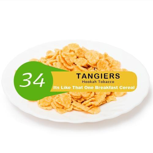Табак Tangiers Noir Its Like That One Breakfast Cereal 34 (Хлопья на Завтрак) 100 гр