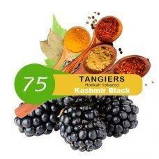 Табак Tangiers Noir Kashmir Black 75 (Кашмир Блэк) 100гр