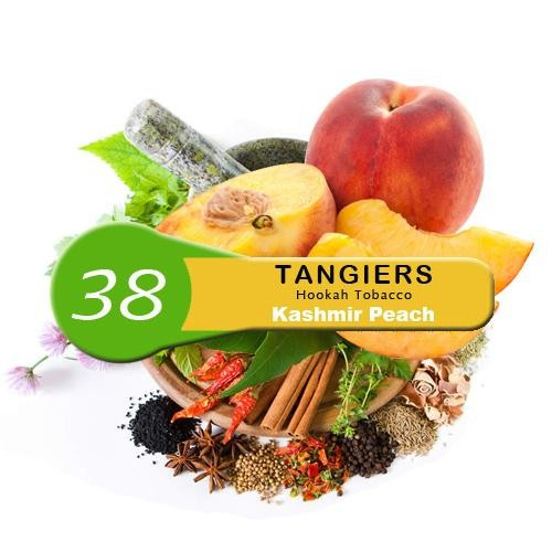 Табак Tangiers Noir Kashmir Peach 38 (Кашмир Персик) 100 гр