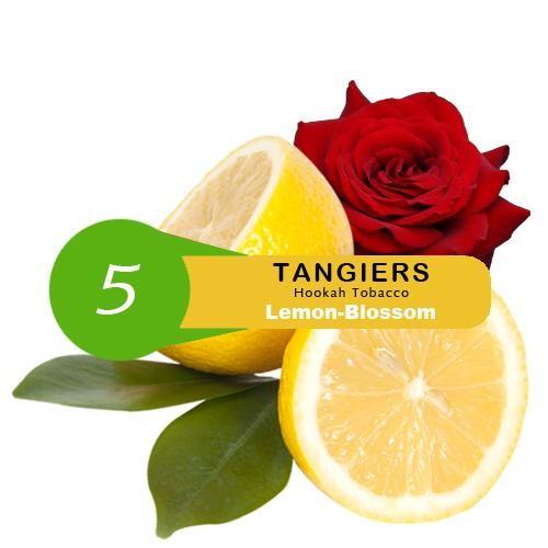 Табак Tangiers Noir Lemon-Blossom 5 (Лимонное Соцветие) 100 гр