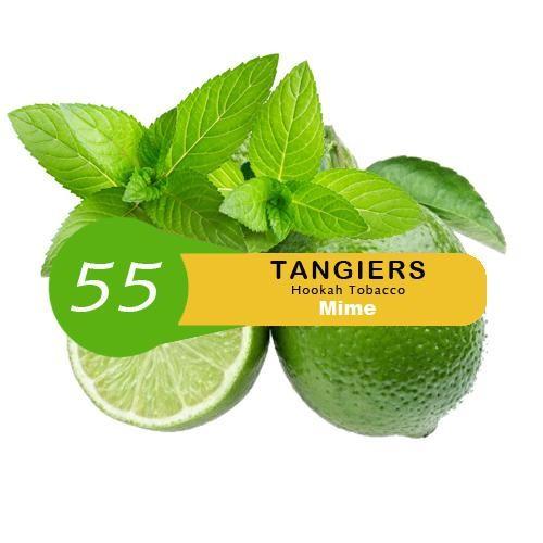 Табак Tangiers Noir Mime 55 (Мята Лайм) 250гр