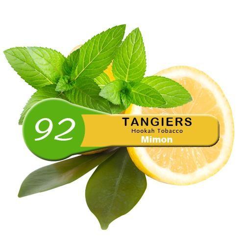 Табак Tangiers Noir Mimon 92 (Мимон) 100 гр