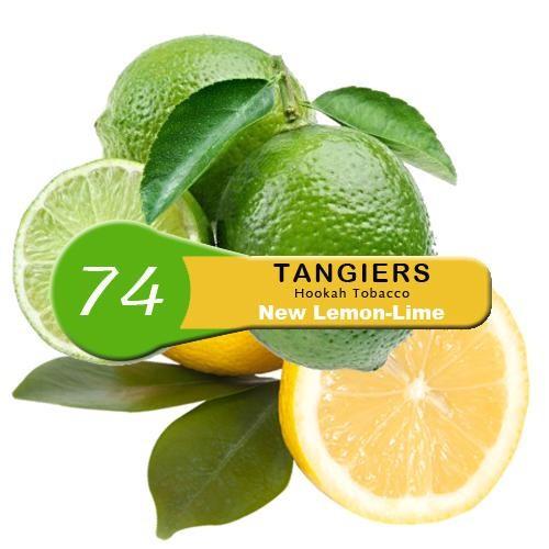 Табак Tangiers Noir New Lemon-Lime 74 (Лимон-Лайм) 100 гр