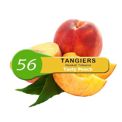 Табак Tangiers Noir Tasty Peach 56 (Сладкий Персик) 250гр