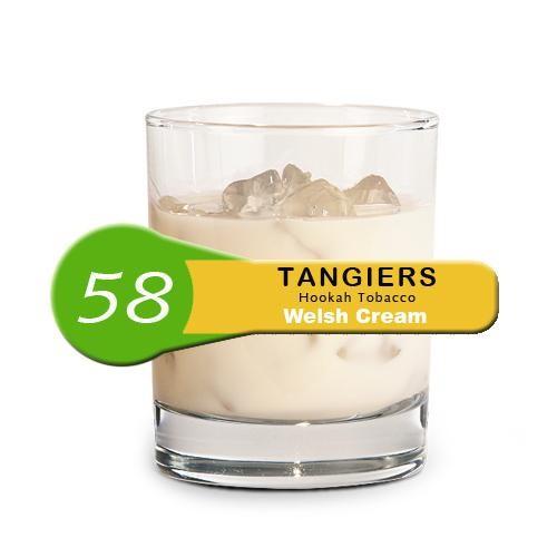 Табак Tangiers Noir Welsh Cream 58 (Уэльские Сливки) 100 гр